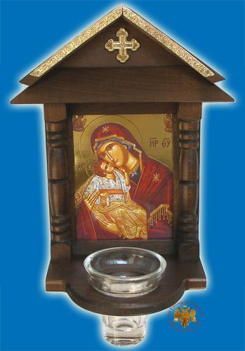 Icon I' with Glass Oil Cup
