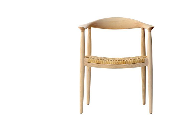 PP 501 The Chair designed by Hans Wegner at twentytwentyone