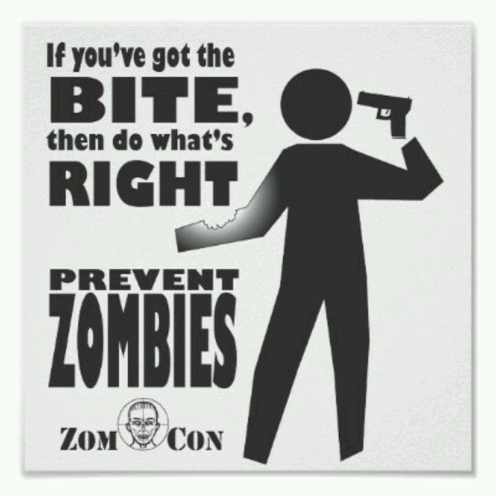 Zombies Prevention