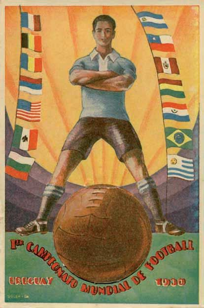Primer campeonato mundial de futbol  www.revistabicentenario.com.mx