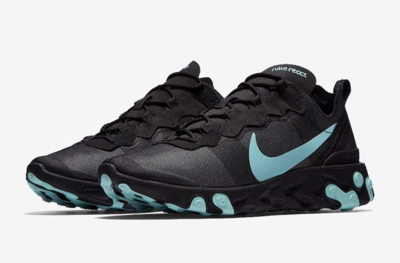 91b371999 Release Date  Nike React Element 55 Jade Who s ready for the debut of the  Nike