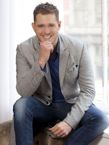 Michael Buble publicity 2012 P