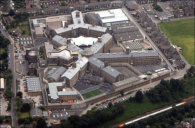 Prison ... Wandsworth Prison