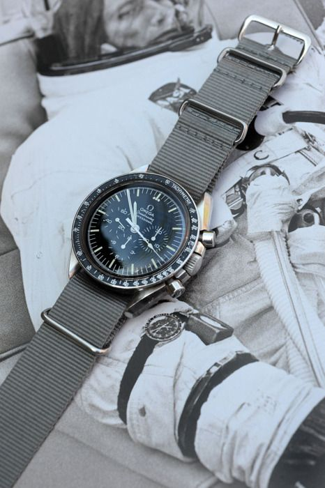 The Omega Speedmaster has the unique distinction of being the only watch worn on the Moon. - Top tip: Click pics for best price <3
