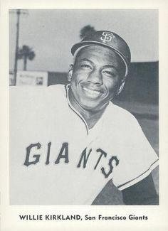 1959 Willie Kirkland