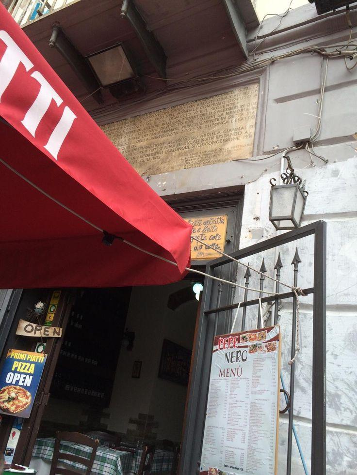 Trattoria Pizzeria Pepenero, Napoli - Ristorante Recensioni, Numero di Telefono…