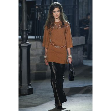 Chanel  #VogueRussia #prefall #fallwinter2016 #Chanel #VogueCollections