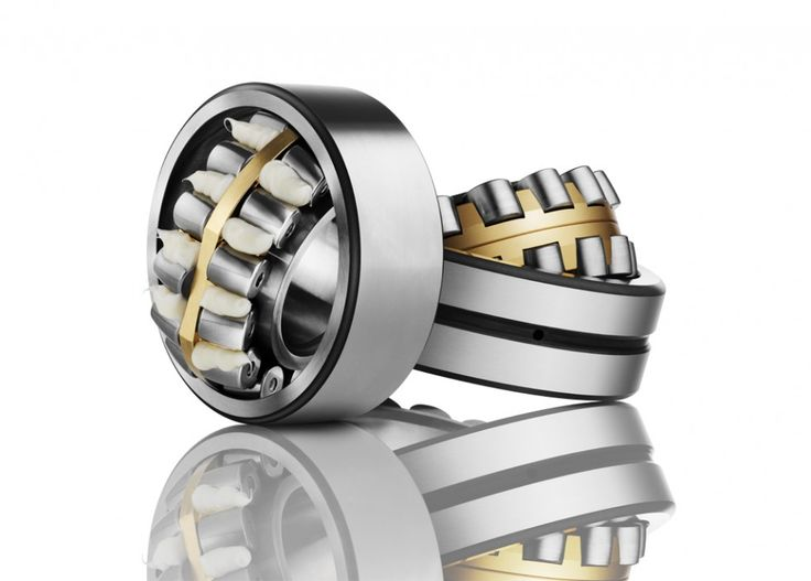 Steel ball bearing These steel ball bearings are very strong and, when hardened, can bear heavy loads and provide long bearing life. They also have very good noise resistance characteristics for noise-sensitive applications. http://www.hrbearings.net/ball-bearings.html