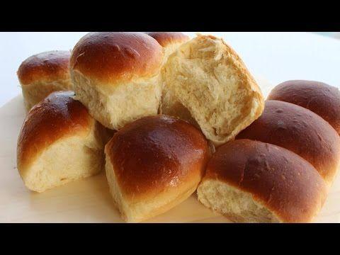 Más Recetas en https://lomejordelaweb.es/ | Panecillos de leche tiernos y esponjosos en 50 minutos | Cocin