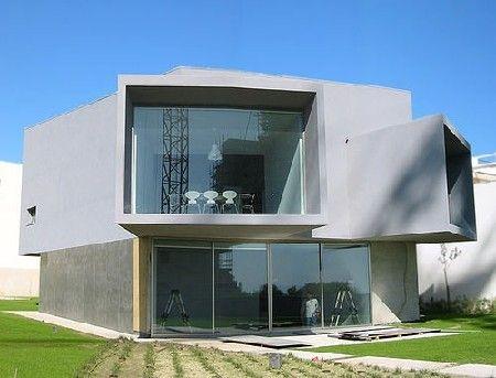 gebouw materiaal: beton