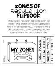Image result for zones of regulation toolbox