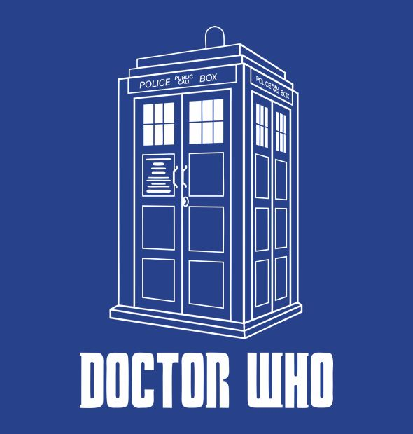 Camiseta Doctor Who - Véi Nerd