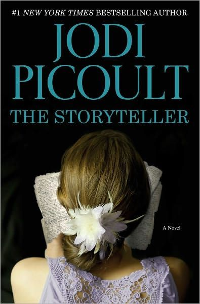 The Storyteller by Jodi Picoult. A mesmerizing tale of the Holocaust, forgiveness, and family.