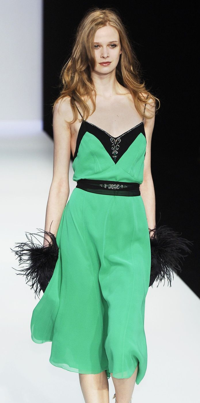 52 best COLLETTE DINNIGAN images on Pinterest | Fashion show, Ready ...