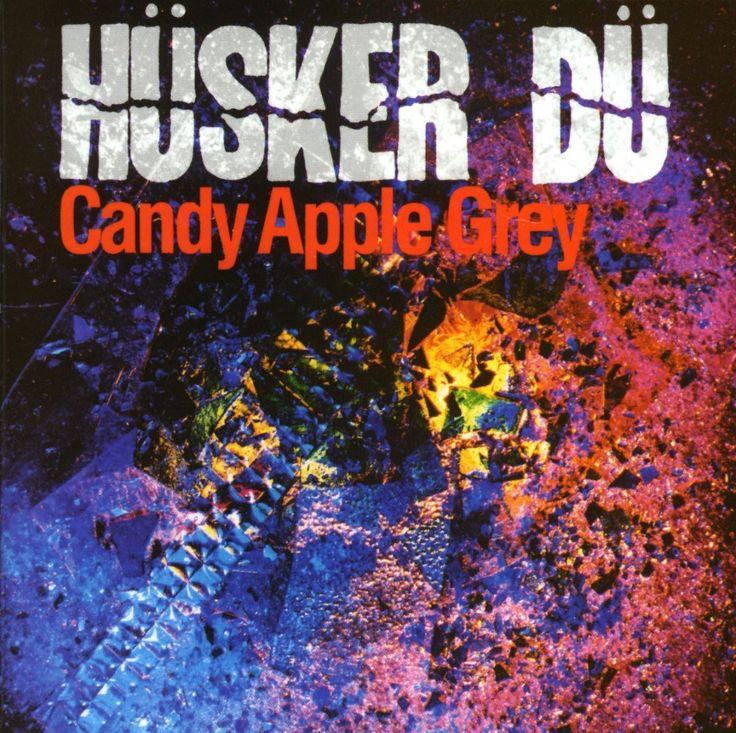 Husker Du - Candy Apple Grey LP
