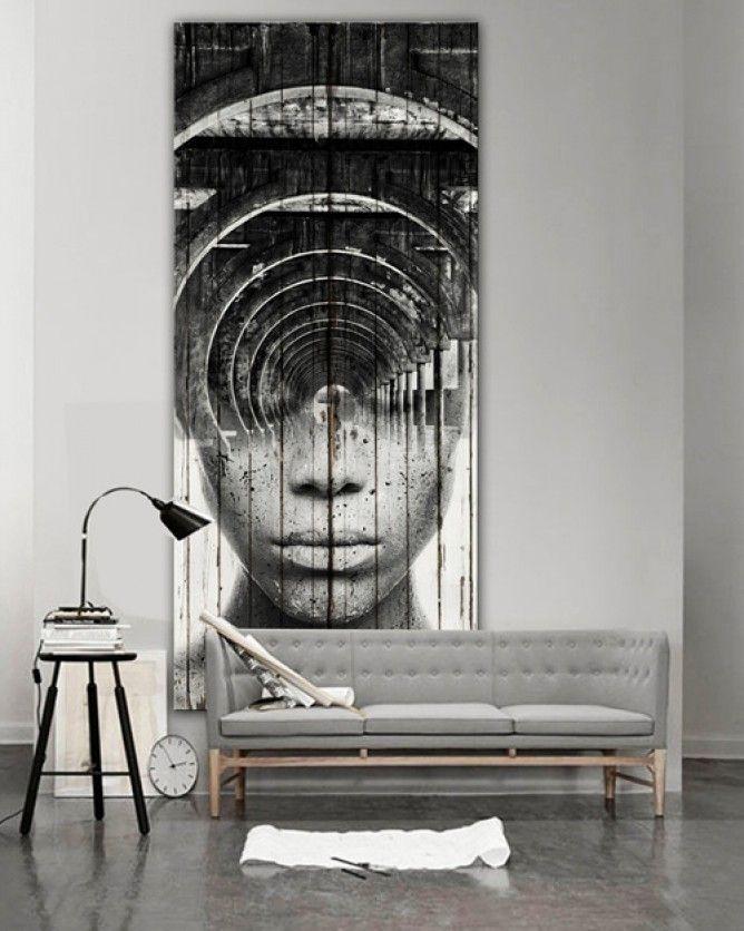 comment d corer les murs d co des murs pinterest polices d 39 criture murs de photos et photos. Black Bedroom Furniture Sets. Home Design Ideas