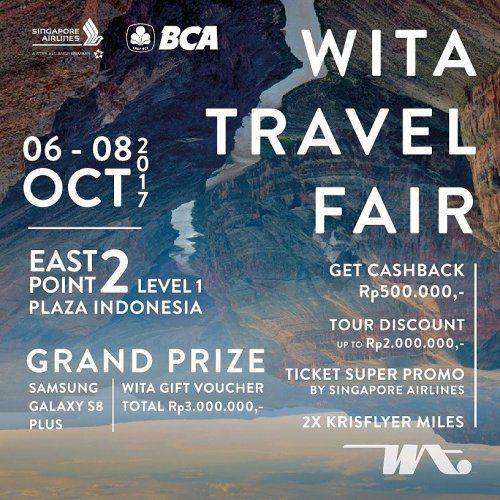 WITA TOUR Travel Fair