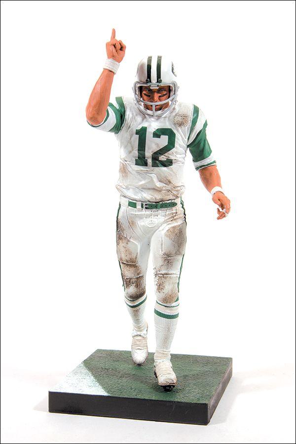 Joe Namath (New York Jets) NFL 35 McFarlane