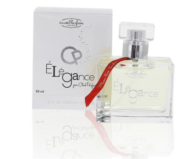 """Offre spéciale Eaux de parfum """"Elégance"""" pour lui valable du 22 juin au 24 août 2017"""