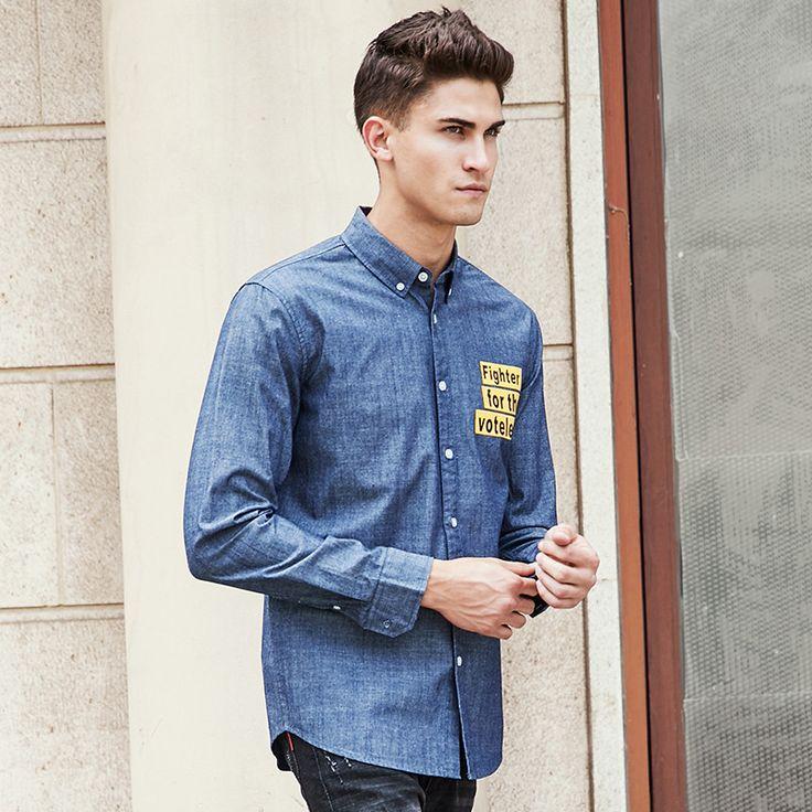 Best 20  Jean shirt men ideas on Pinterest | Mens outfits 2014 ...