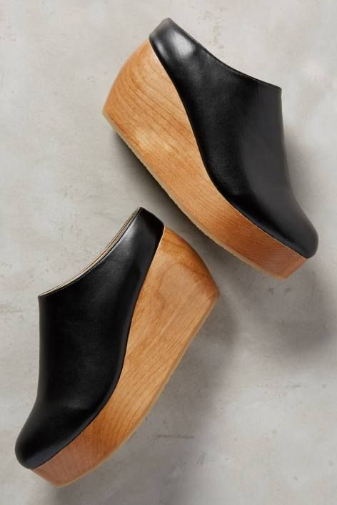 Clogs by Sydney Brown | Pinned by topista.com