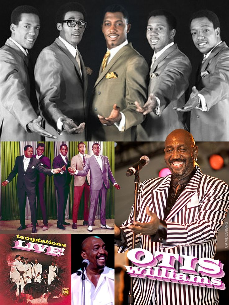 "Otis Williams (born Oct. 30, 1941) is an American baritone soul singer. Nicknamed ""Big Daddy"", he has also acted as a sporadic songwriter and record producer. Williams co-founded the iconic Motown vocal group The Temptations, with whom he continues to perform and record. He is the group's only surviving original member. In 1989, Otis Williams was inducted into The Rock and Roll Hall of Fame as a member of The Temptations. Williams received an honorary doctorate from Stillman College in May…"