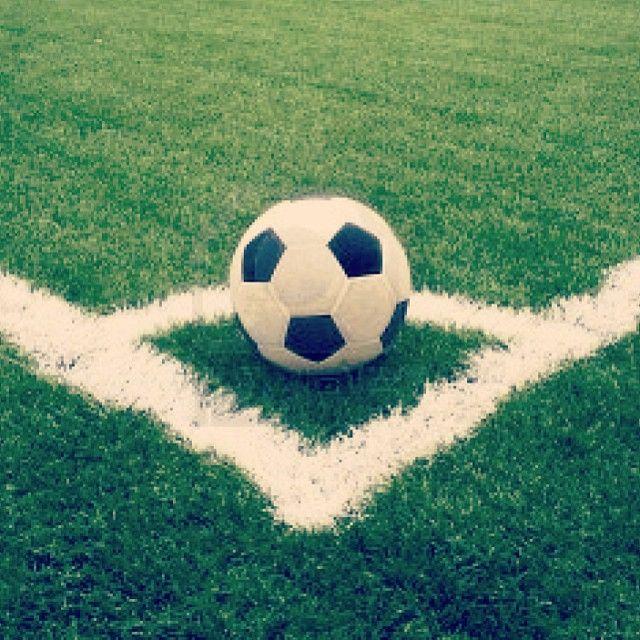 Day 8: #corner #fmsphotoaday #october #soccer #cornerkick #ididntcheat #soccerball #ball