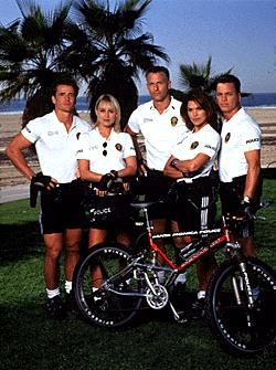 Director: Bill Nuss (Creator), Michael Levine, ... | Cast: Rick Rossovich, Jim Davidson, Darlene Vogel, ... | Genre: TV Series | Synopsis: TV Series (1996-2000). 5 Seasons. 101 Episodes.  This police drama series deals with the work of bike patrol officers in Santa Monica.