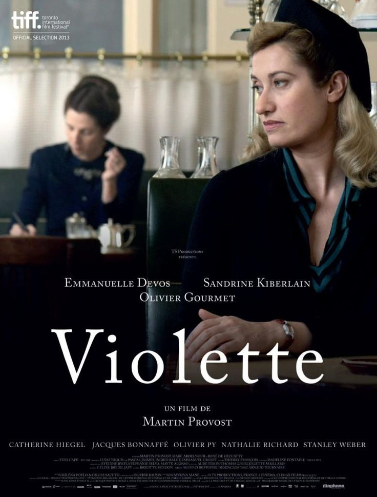 Violette (2013) Francia. Dir: Martin Provost. Drama. Biográfico. Feminismo - DVD CINE 2402