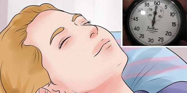 how to fall asleep in 60 seconds video