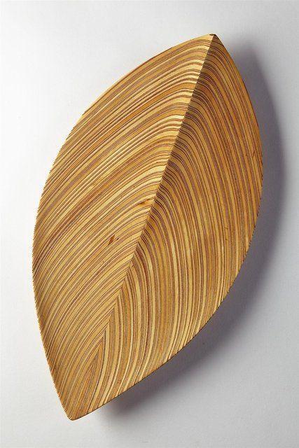 Tapio Wirkkala, Wooden dish (1954)