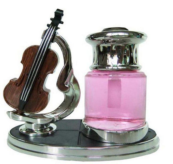 [Visit to Buy] Hot Fashion Car Interior Decor Violin Seat Car Perfume Air fresheners Car Perfume Accessories #Advertisement