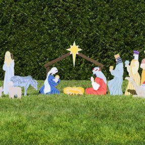 Outdoor Nativity Sets | Outdoor Nativity Store