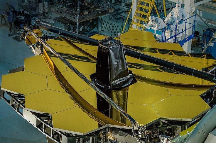 James Webb Space Telescope, l'erede di Hubble