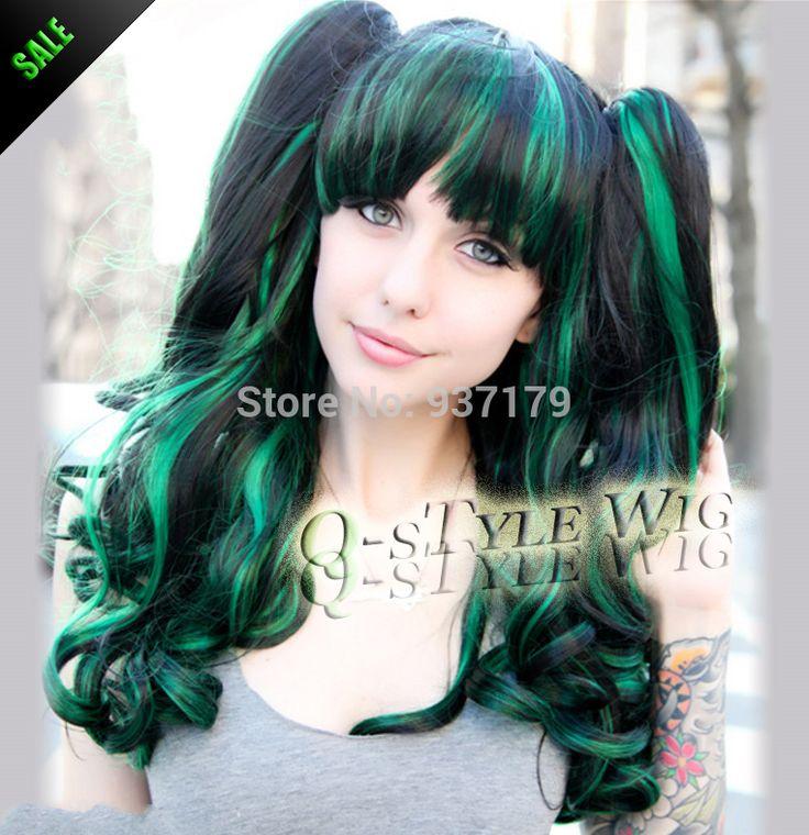 The 25 best highlights black hair ideas on pinterest balayage black hair green highlights black hair green highlights promotion pmusecretfo Choice Image