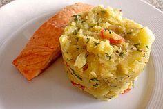 Mediterrane  Stampfkartoffeln (Rezept mit Bild) von kochfee13   Chefkoch.de