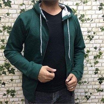 Erkek kapşonlu polar yeşil sweatshirt modellerini ucuz fiyatlarıyla kapıda ödeme ve taksit ile Outlet Çarşım'dan satın al.