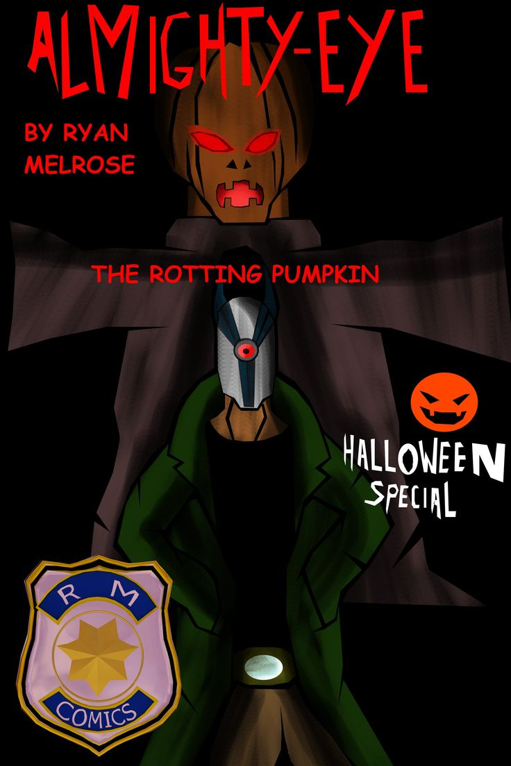 up coming 200+ pages graphic novel under production hope to have it available to every one by next Halloween