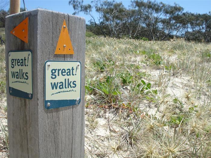 Noosa North Shore has fantastic walk trails boasting incredible views!