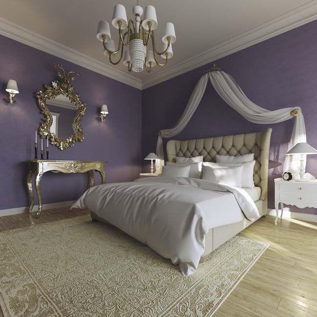 Purple Bedroom On Pinterest: 25+ Best Ideas About Purple Bedroom Design On Pinterest