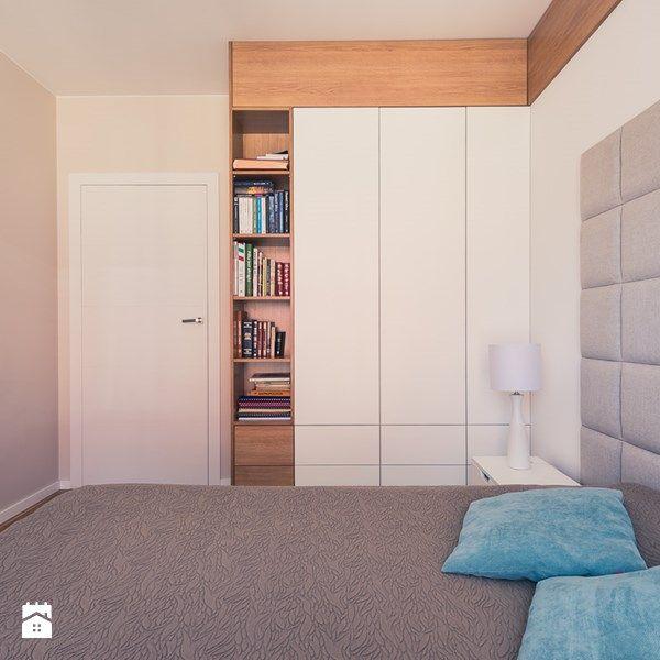 Mała sypialnia - aranżacje, pomysły, inspiracje