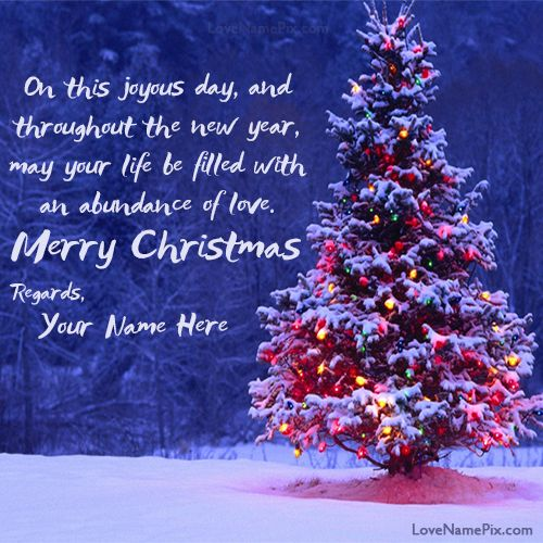 write any name on beautiful Merry Christmas Wishes Quotes image and made some ones or your Christmas more special by using these unique name Christmas wishes quotes images