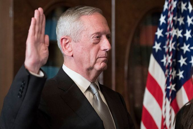 "Over the last eight years, our military has been torn down and used as lab mice for progressive social engineering experiments. Finally, we have a Secretary of Defense worthy of the position, and ""Mad Dog"" James Mattis just delivered an epic message from the Pentagon to our troops."