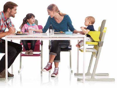 Die schönsten Hochstühle für Babys | Kaum hat die Breizeit begonnen, wollen und sollen Babys beim Familienmahl dabei sein. Ein Hochstuhl muss her! Wir zeigen Dir hier die schönsten, praktischsten und stabilsten Hochstühle – vom Baby- bis ins Schulalter.