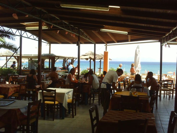 Kastri Restaurant in Kefalos, with a perfect location right on the beach where you can try a variety of Greek dishes and of course some fresh fish or just relax on the sunbeds and enjoy a nice cold drink from the beach bar. http://www.kosexplorer.com/place/kastri-restaurant/