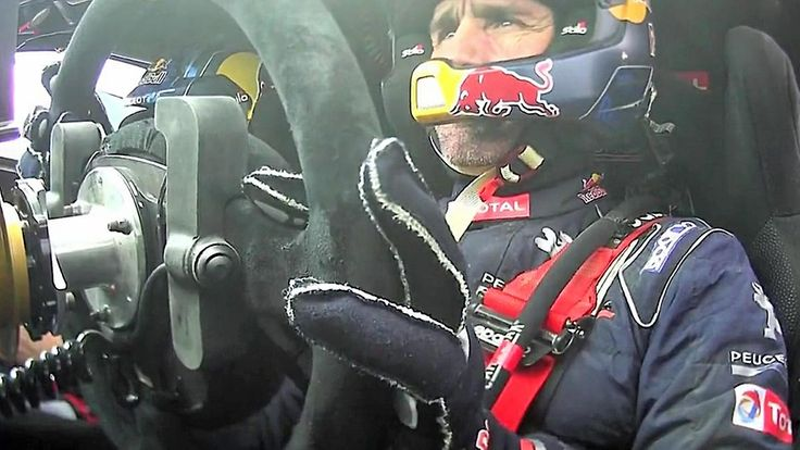 10. Etappe der Rallye Dakar: Peterhansel stößt mit Motorradfahrer zusammen