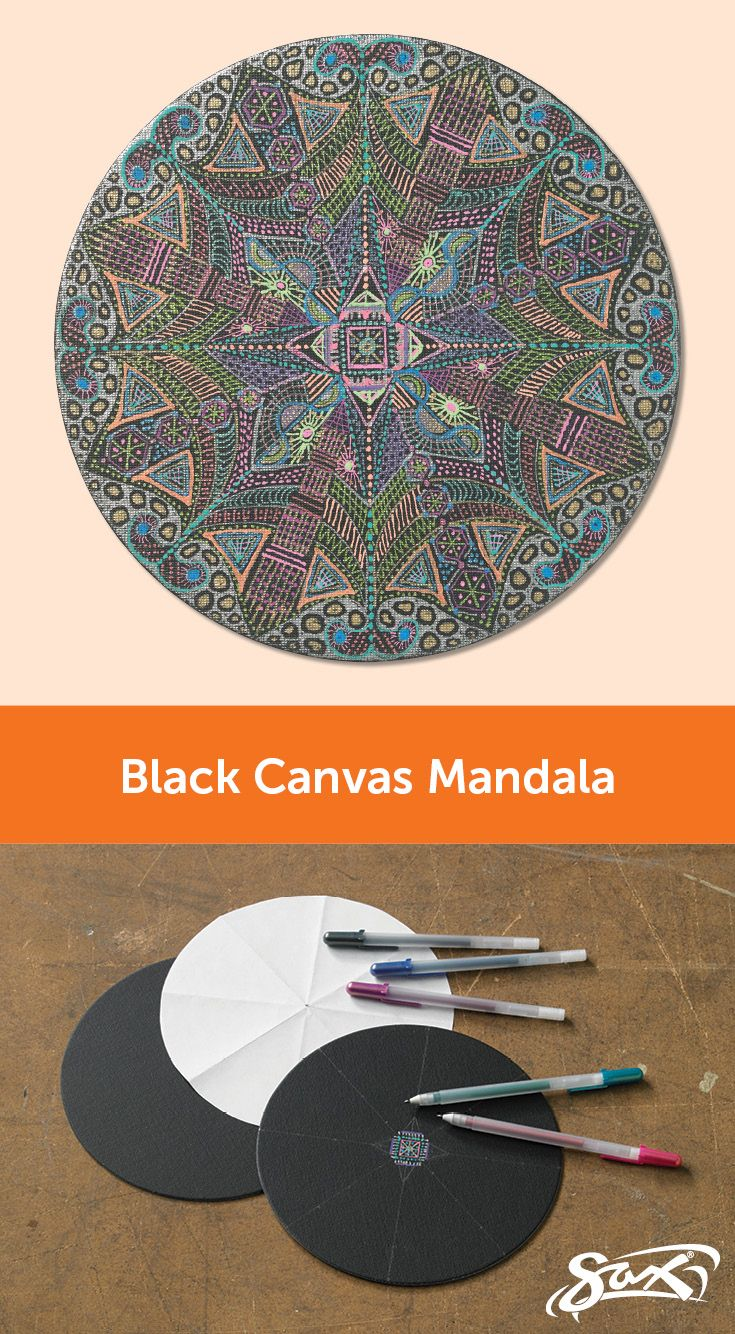 The Mandala with Zentangle inspiration! This art lesson plan will teach students to incorporate repetitive geometric designs to create a radial, embellished design. Included are complete directions and material list,plus grade levels, objectives and correlations to National Core Arts Standards. Created by our Sax Art Consultants.