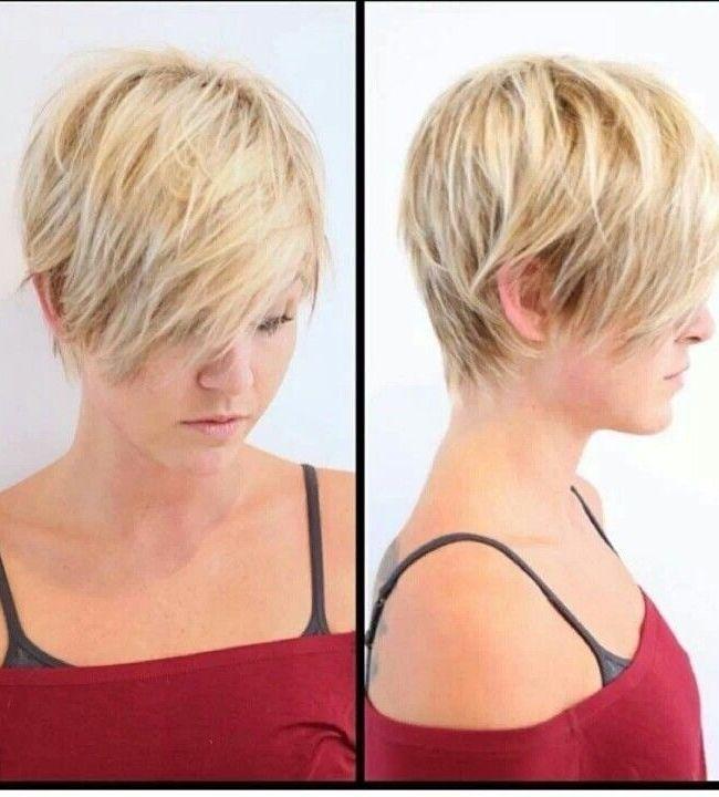 Trendy Koppies Voor Fijn Of Weinig Haar! - Korte Kapsels