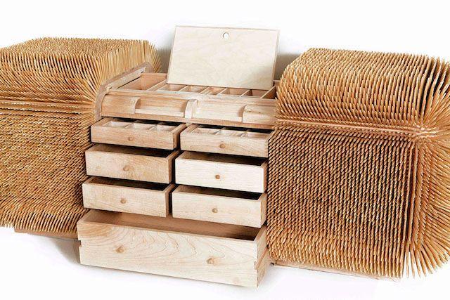 Sharpened Wood Cabinet-9