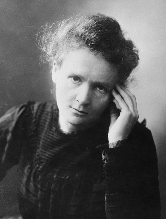 Marie Curie: an Inexhaustible Energy.